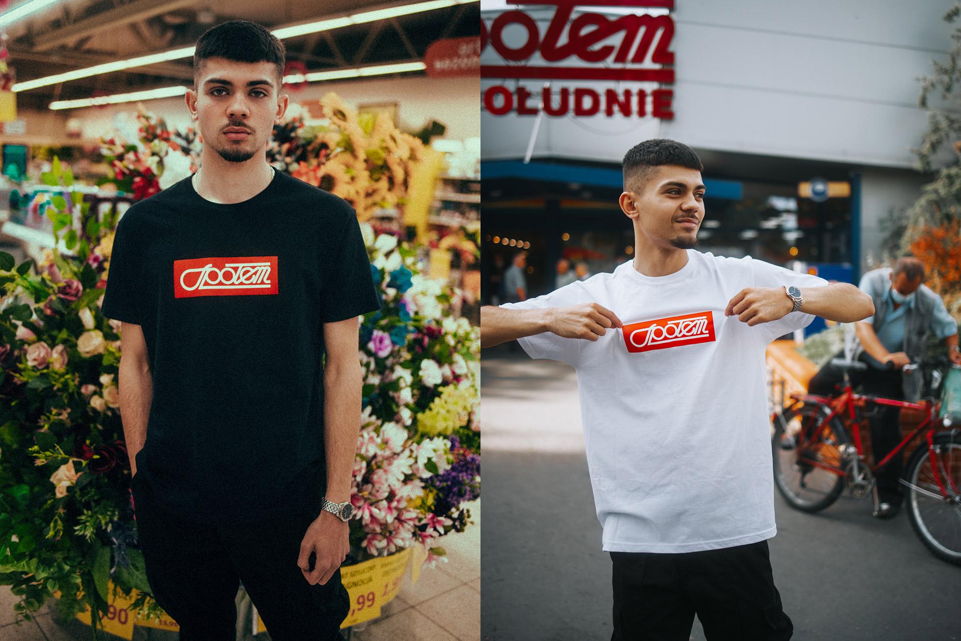 koszulki Społem x UrbanCity