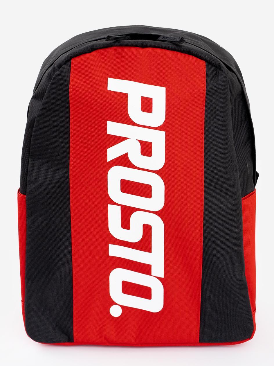 Plecak Prosto Bigstripe Czarny