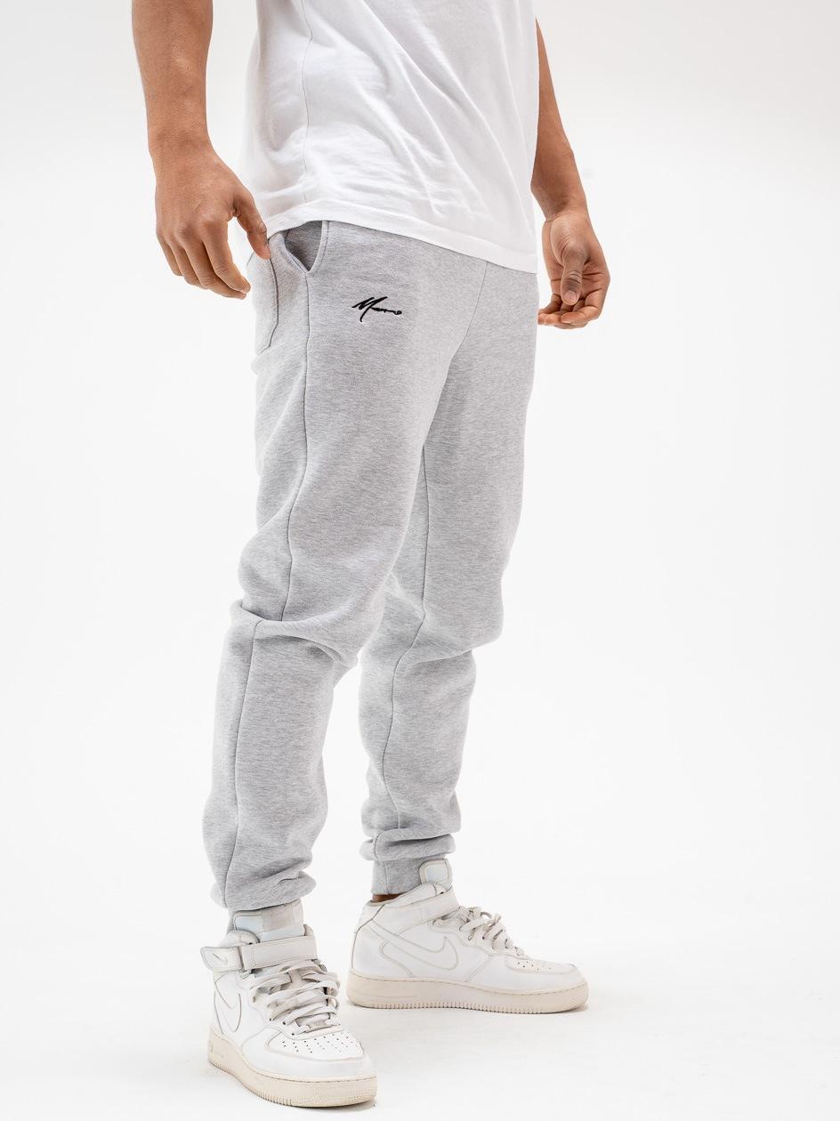 Spodnie Dresowe Moro Sport Mini Paris Szare