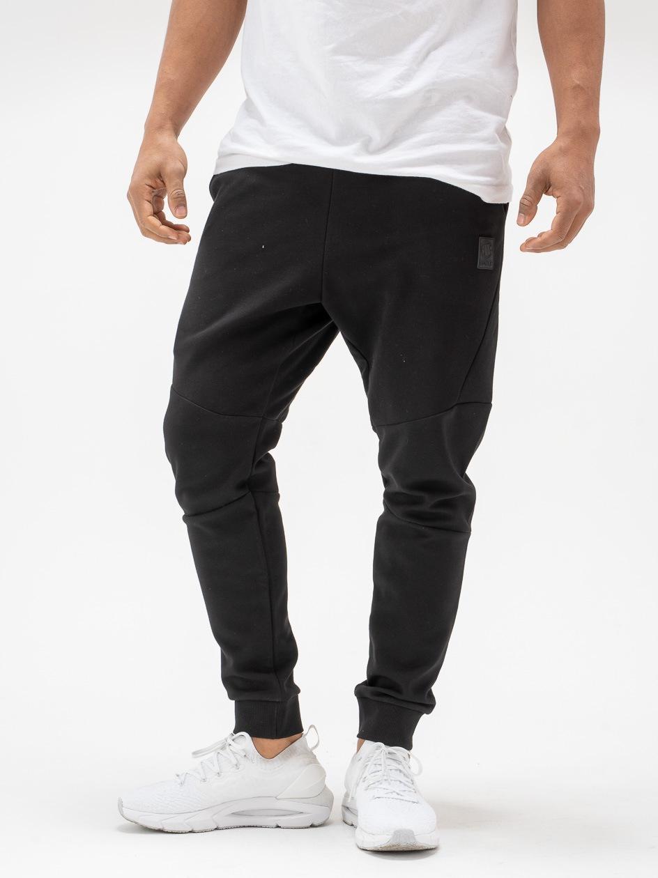 Spodnie Dresowe Pitbull West Coast Clanton Czarne