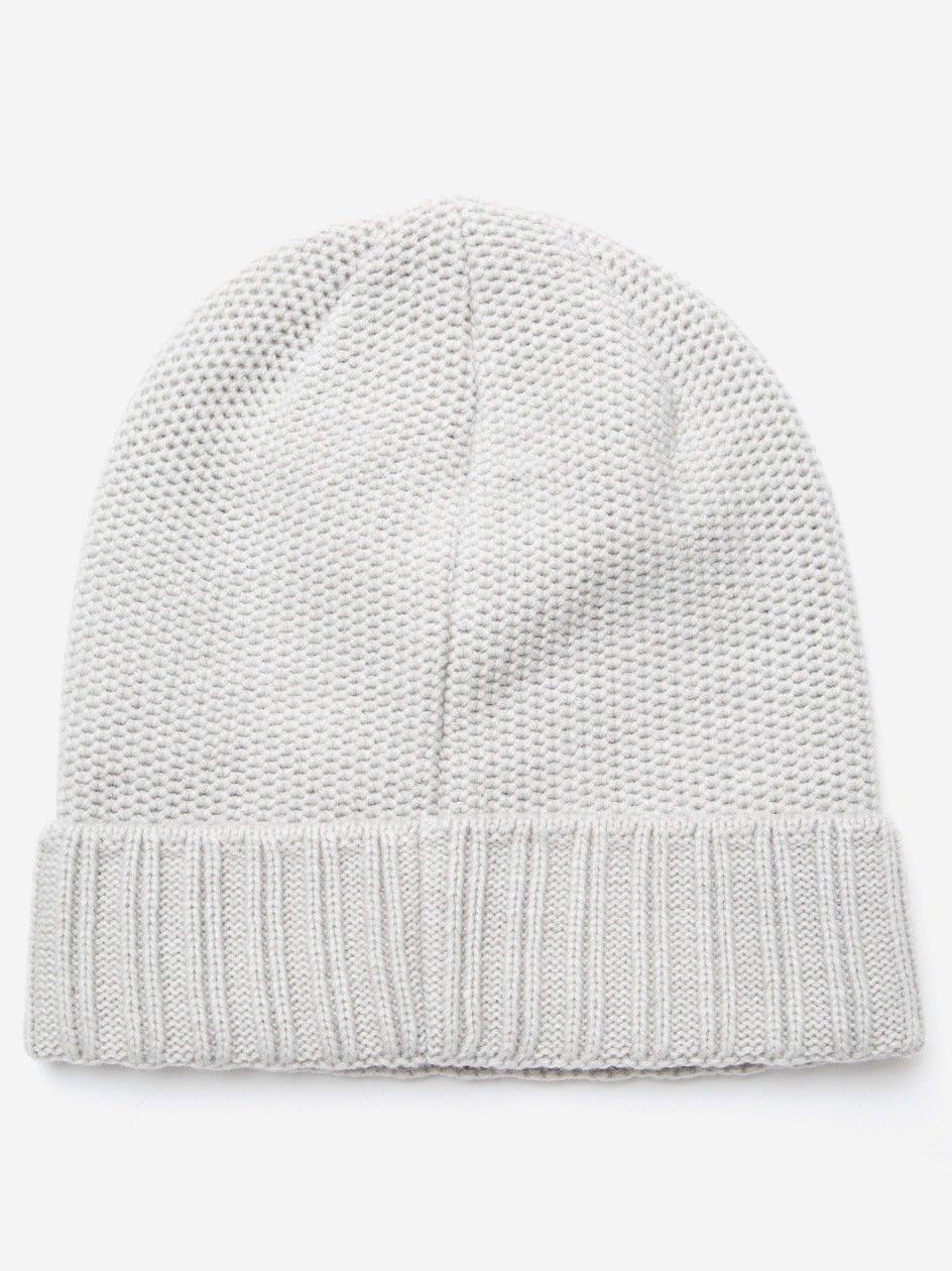 NSW Beanie Honeycomb Light Grey