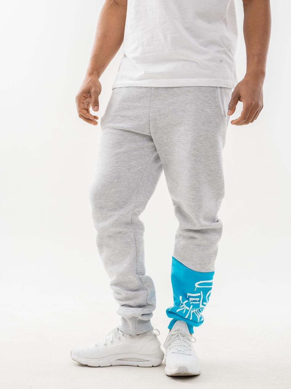 Spodnie Dresowe Fit Dirty Tag Szare