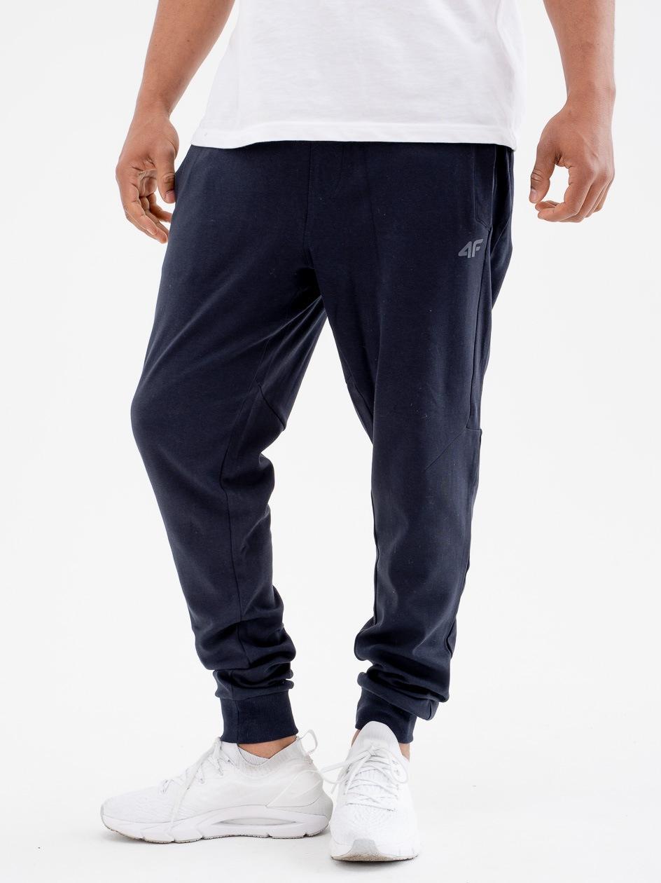 Spodnie Dresowe 4F Back Cut Granatowe