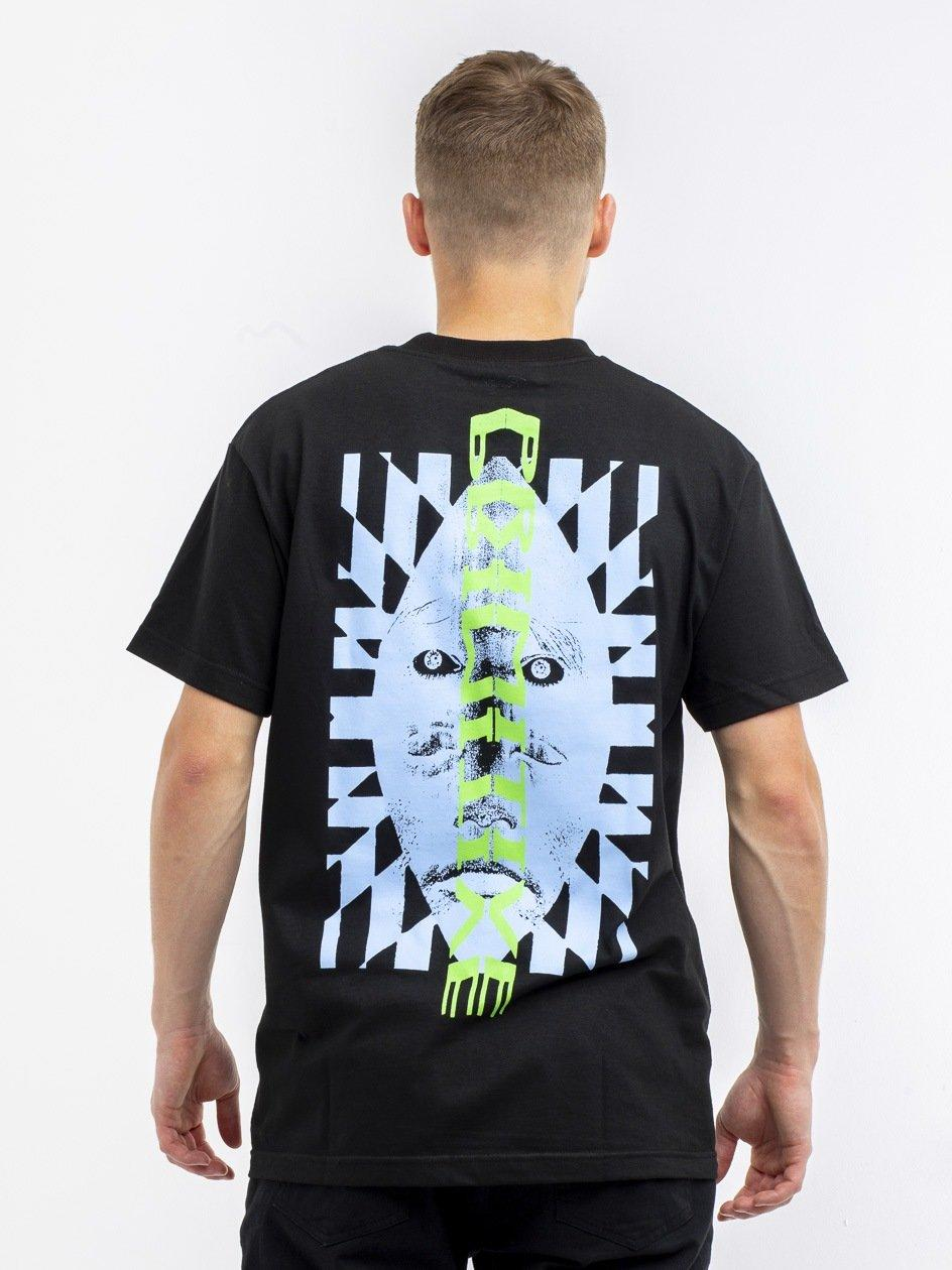 Check Out Tee Black