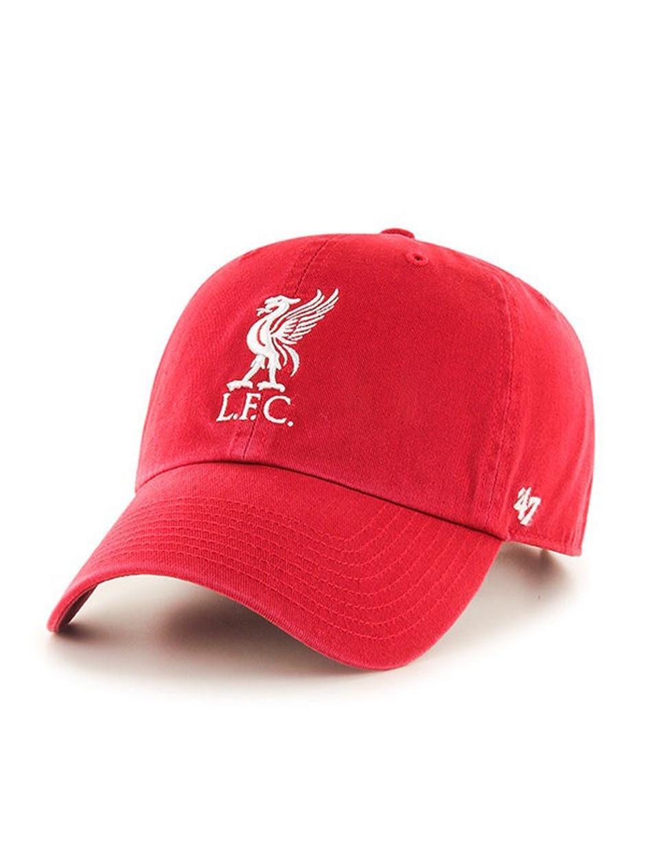 Czapka Z Daszkiem 47 FC Liverpool Czerwona