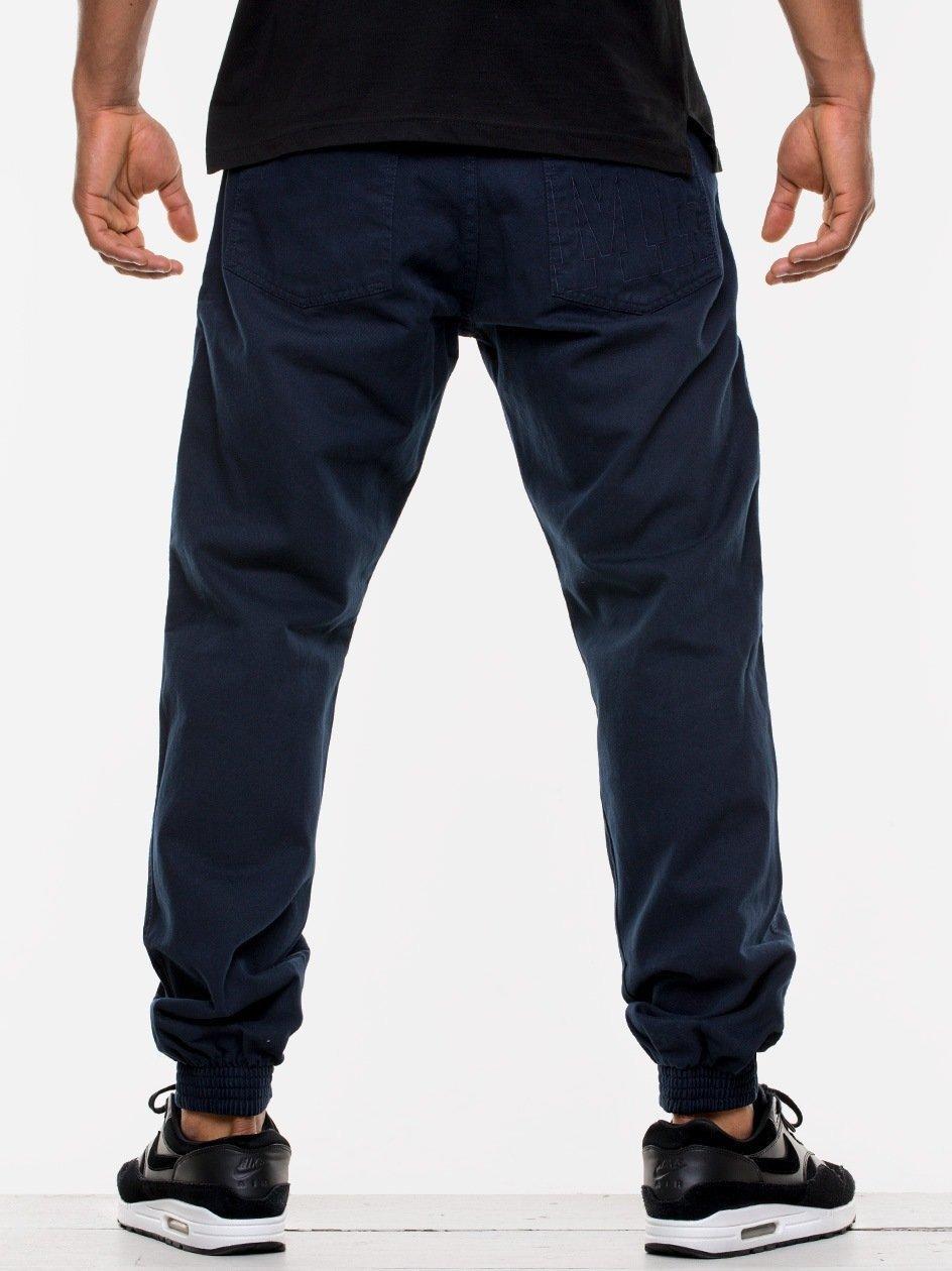 MH Stitch Regular Jogger Navy