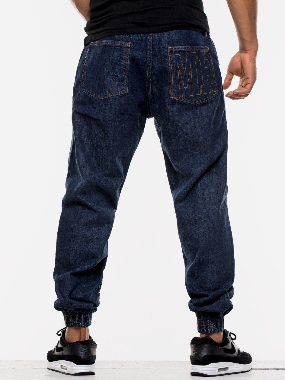 MH Stitch Regular Jogger Jeans Dark Blue