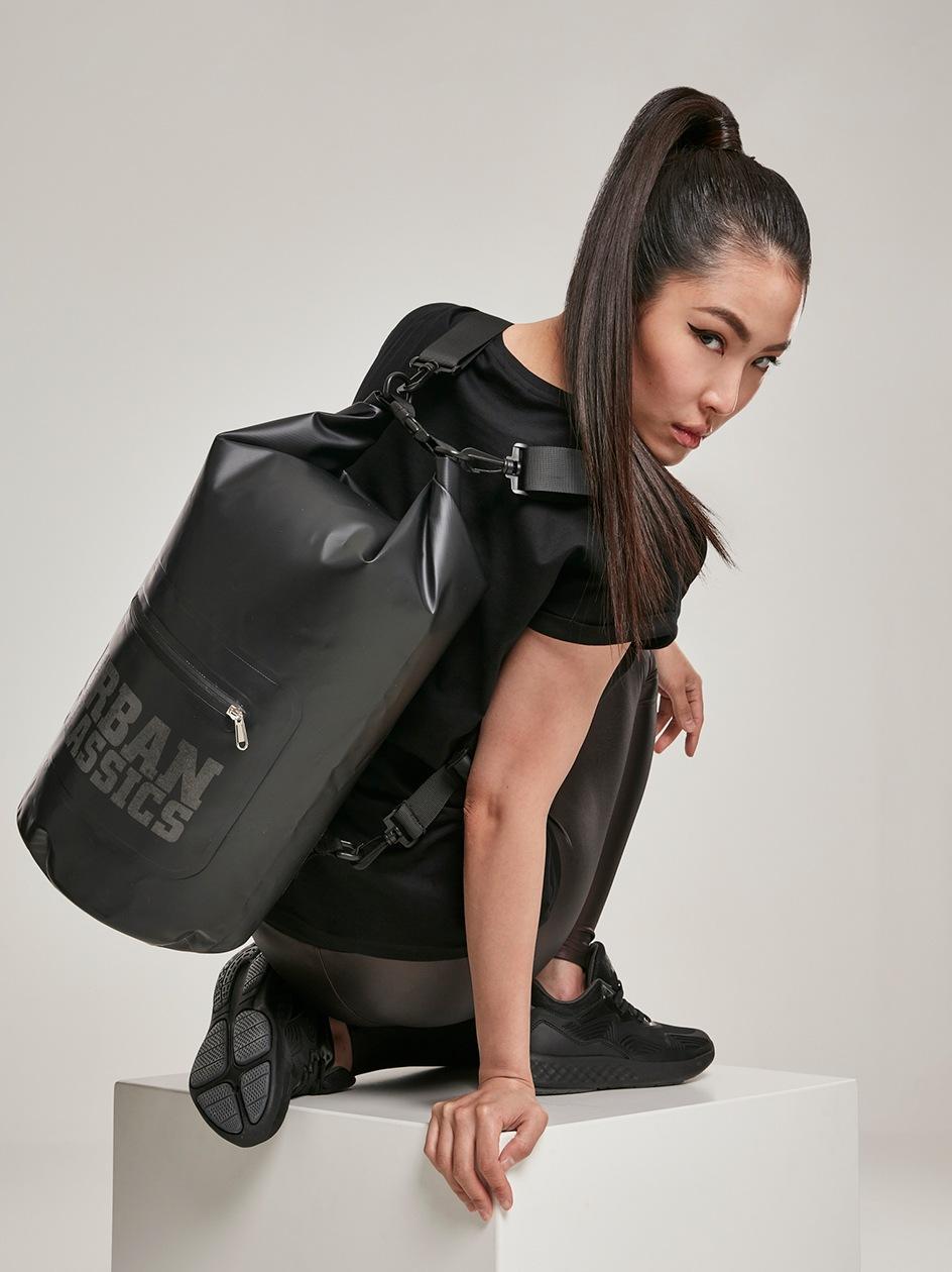 Wodoodporny Plecak Worek Urban Classics Dry Backpack TB2929 Czarny