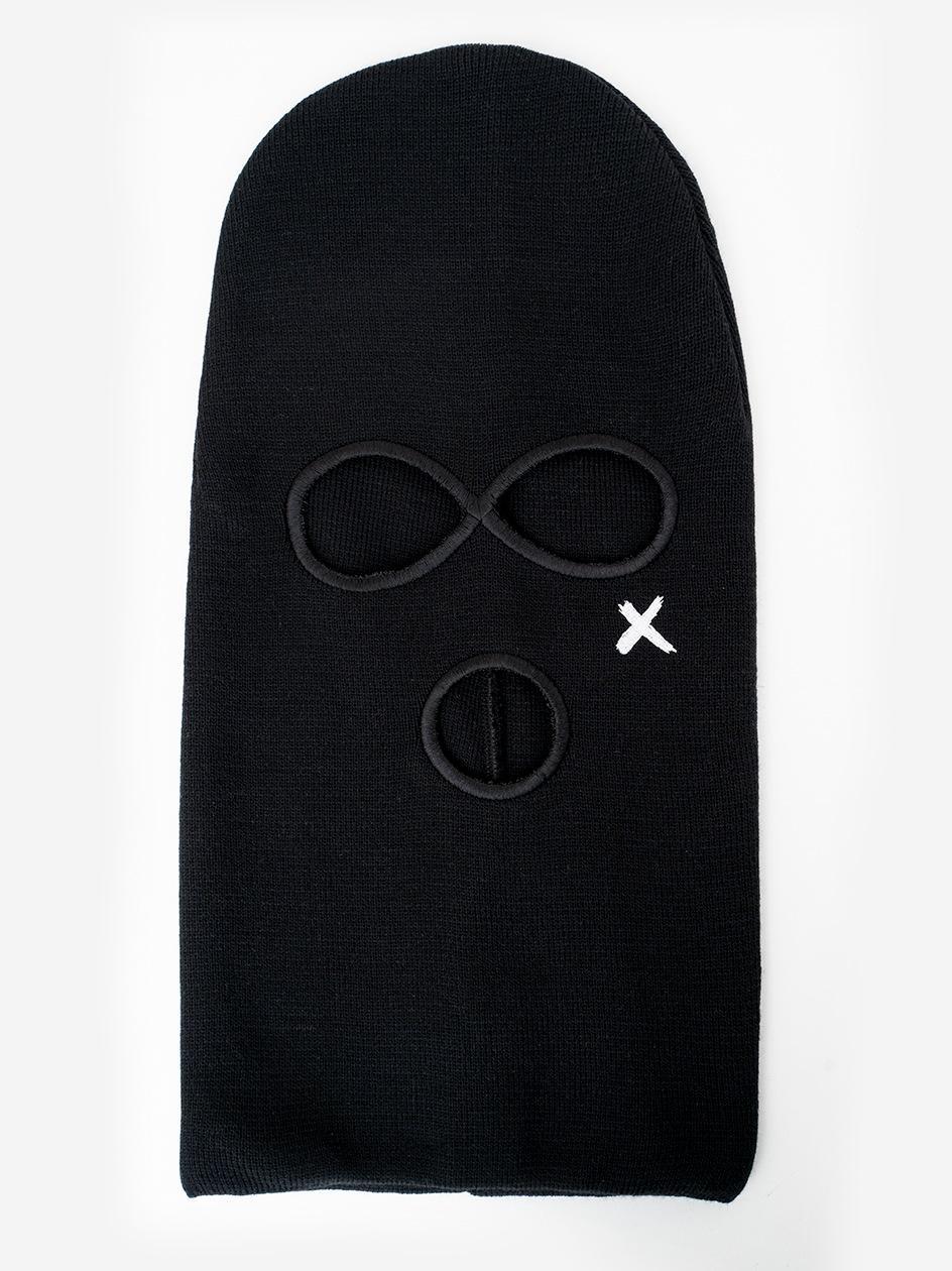 Kominiarka Point X Ski Mask Czarna