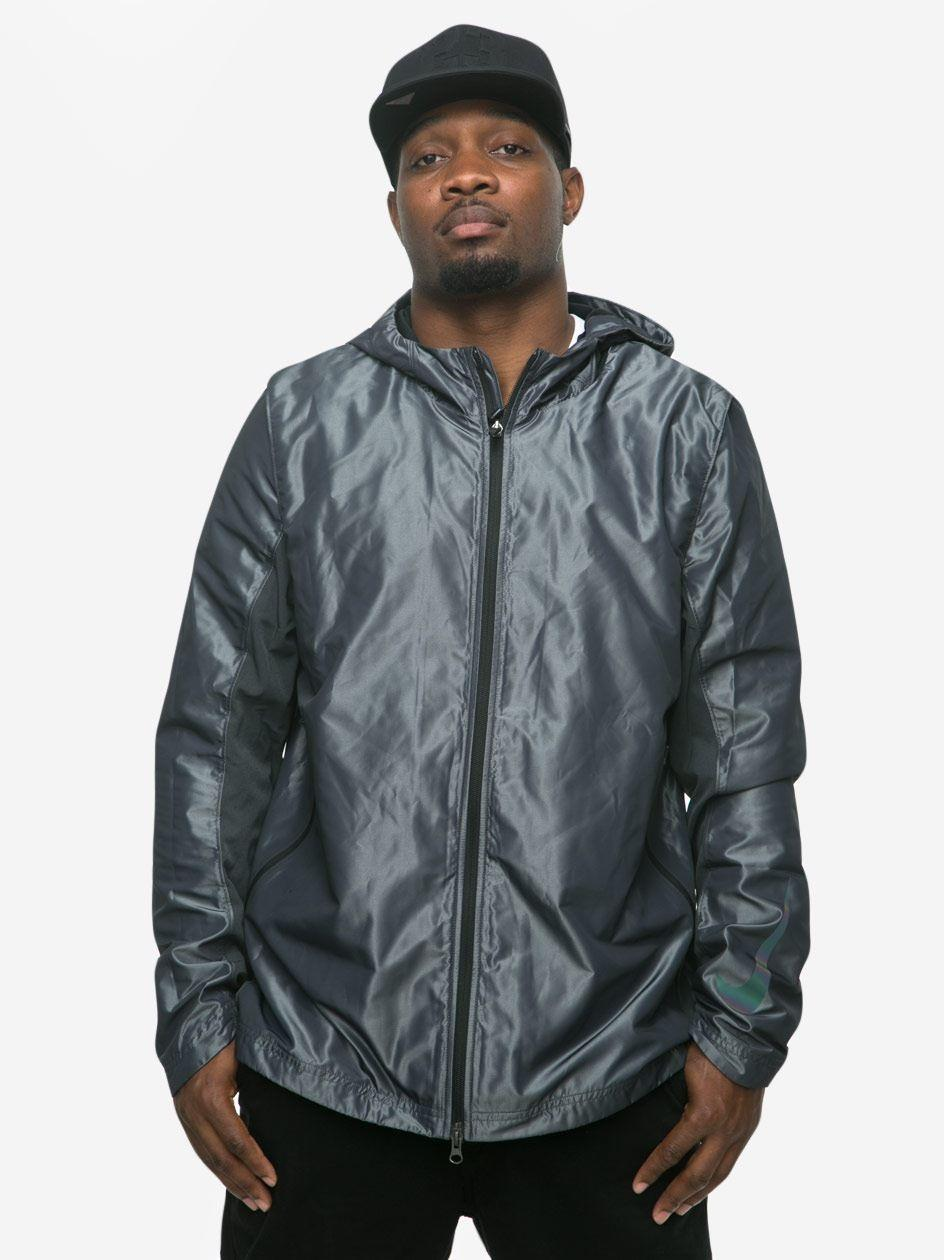 Hyperelite Jacket HD FZ Revolution Anthracite Black