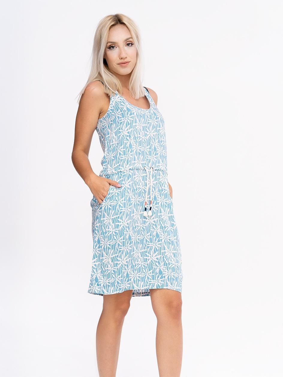 Sukienka Iriedaily Bambul Niebieska