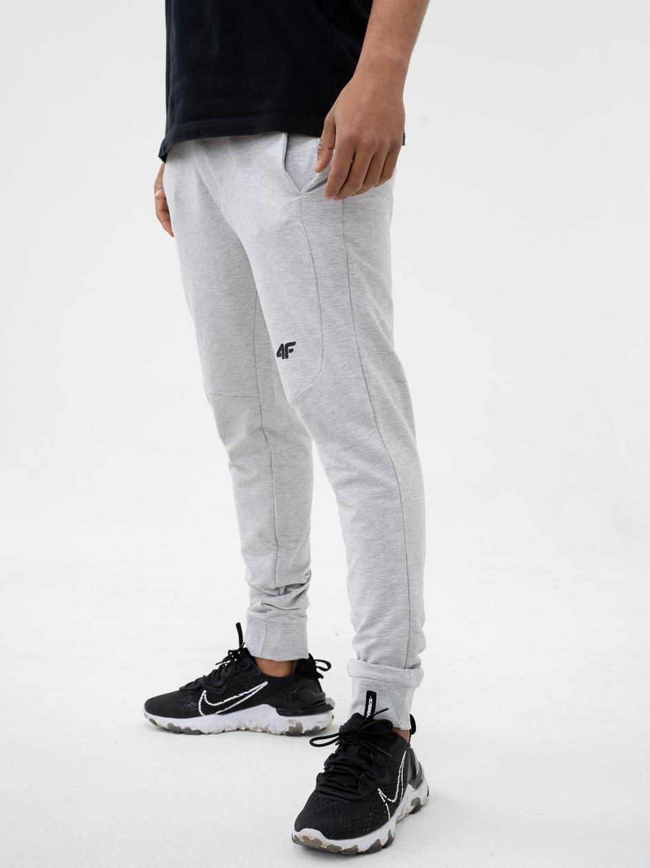 Spodnie Dresowe 4F Cut Szare