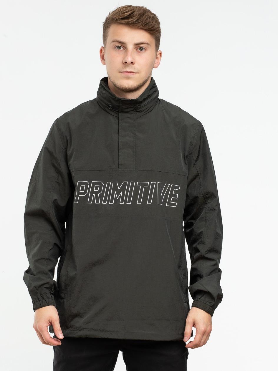 Uptown Jacket Black Wash