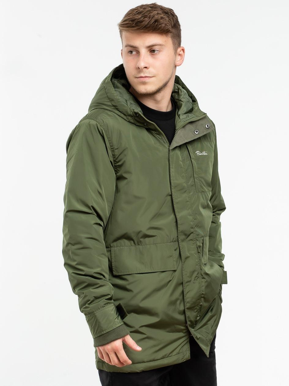 Solstice II Jacket Olive