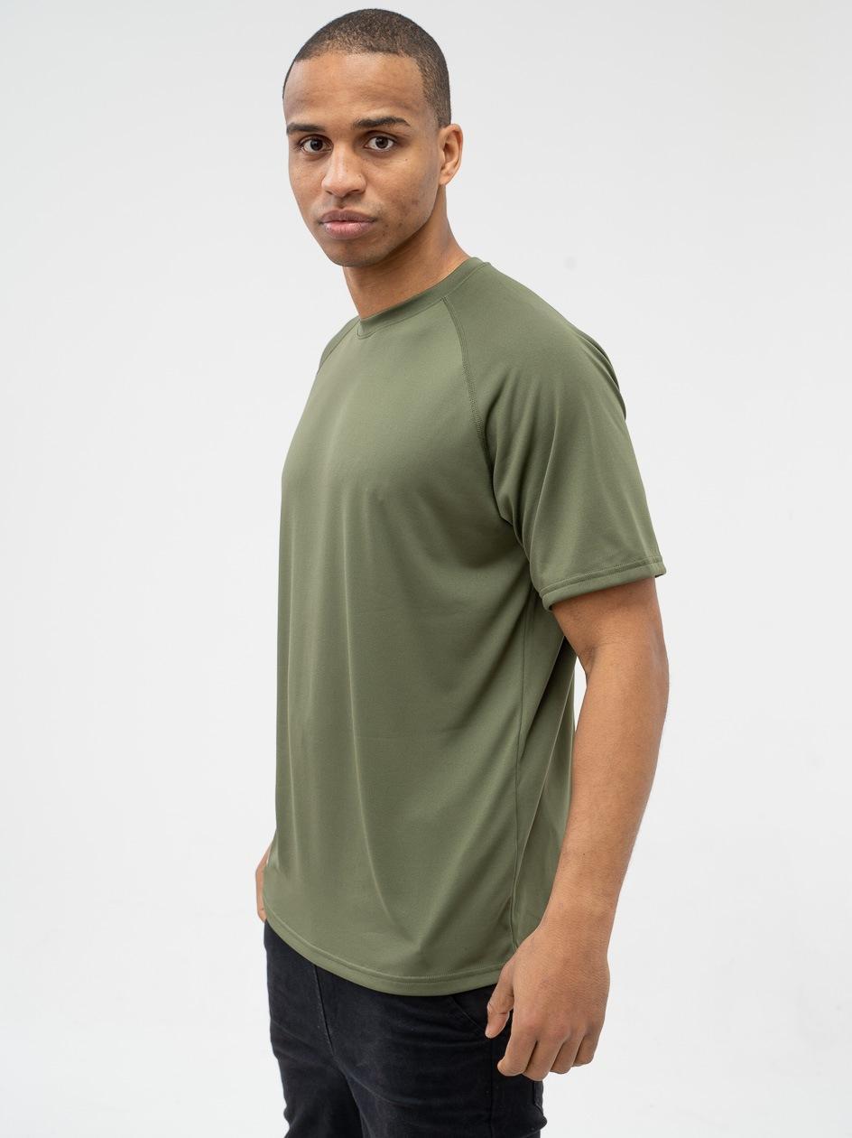Koszulka Z Krótkim Rękawem Under Armour TAC Tech Oliwkowa