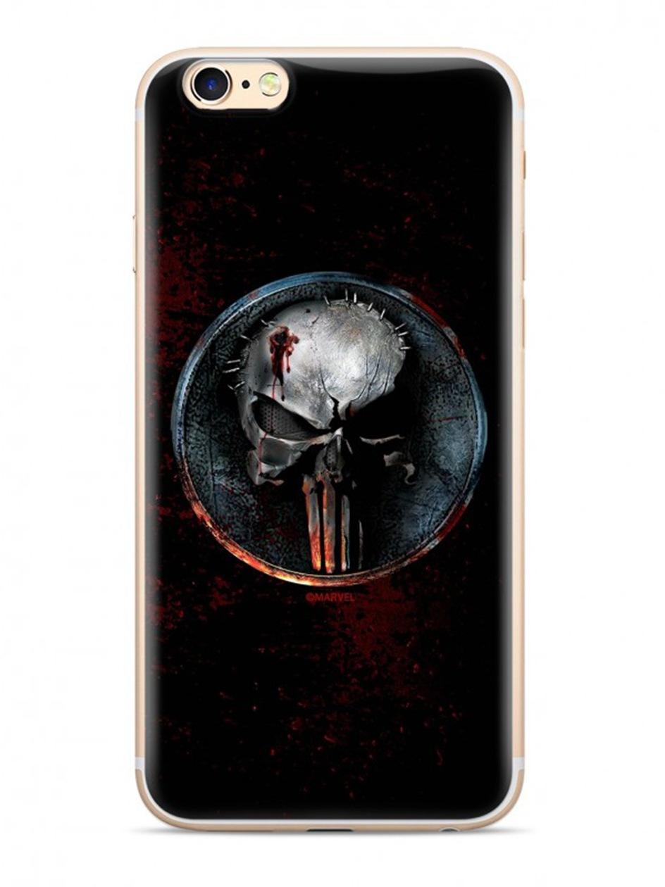 Etui Marvel Punisher 004 Czarne