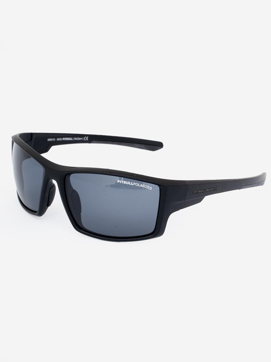 Okulary Przeciwsłoneczne Pitbull West Coast McGann Czarne / Czarne