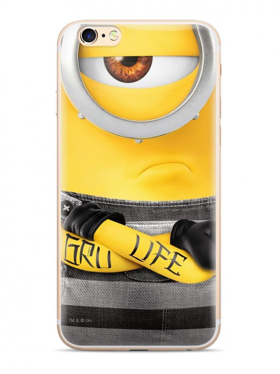 Etui Despicable Me Minionki 010 Żółte