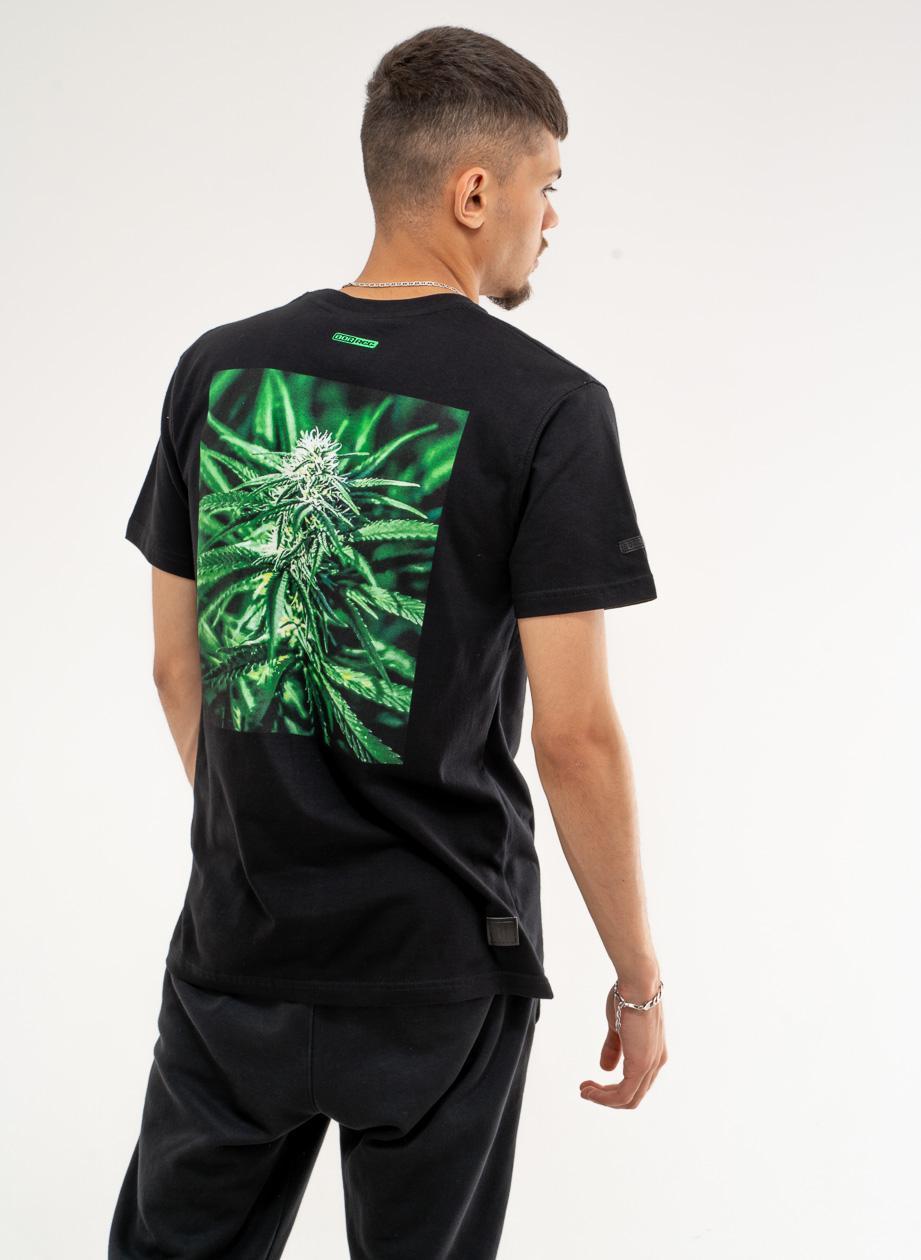 Koszulka Z Krótkim Rękawem BOR Full Natural Czarna