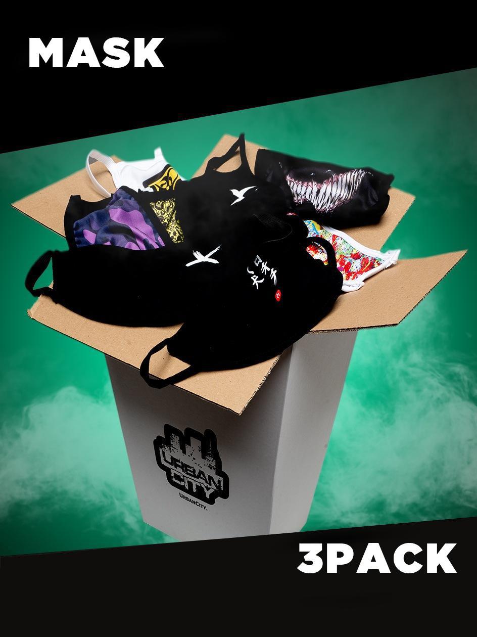 Blind Box 3 Masek Streetwear