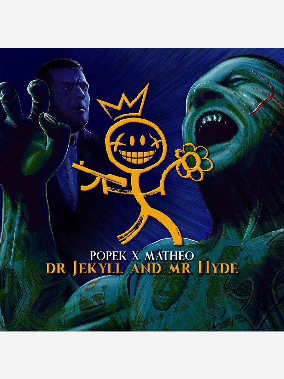 Popek Matheo - Dr Jekyll and Mr Hyde