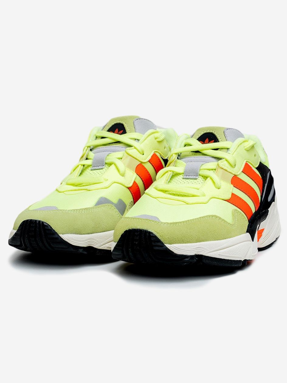 Buty Sportowe Adidas Orginals Young-96 Żółte