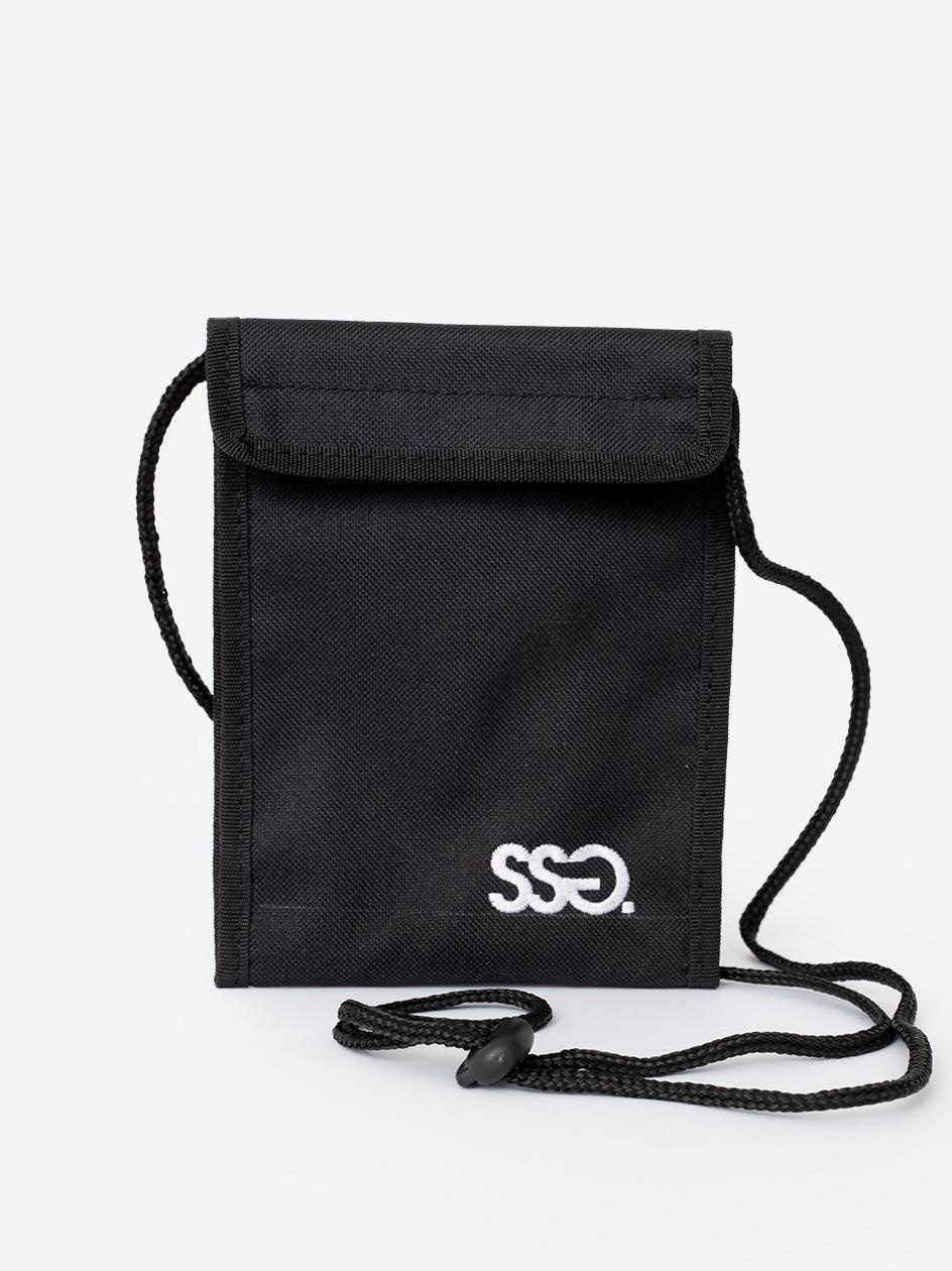 Portfel Saszetka SSG Basic Czarny