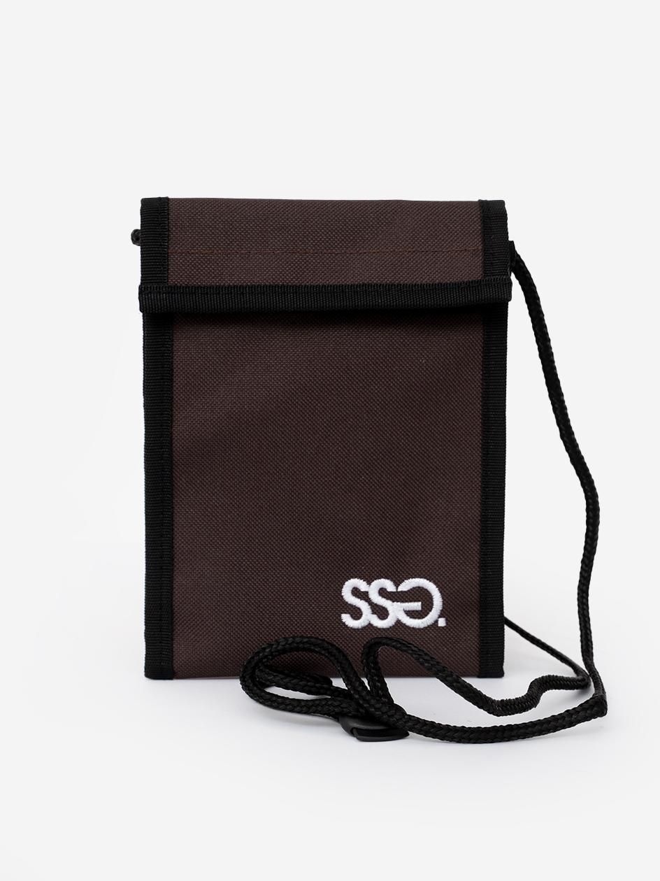 Portfel Saszetka SSG Basic Brązowy