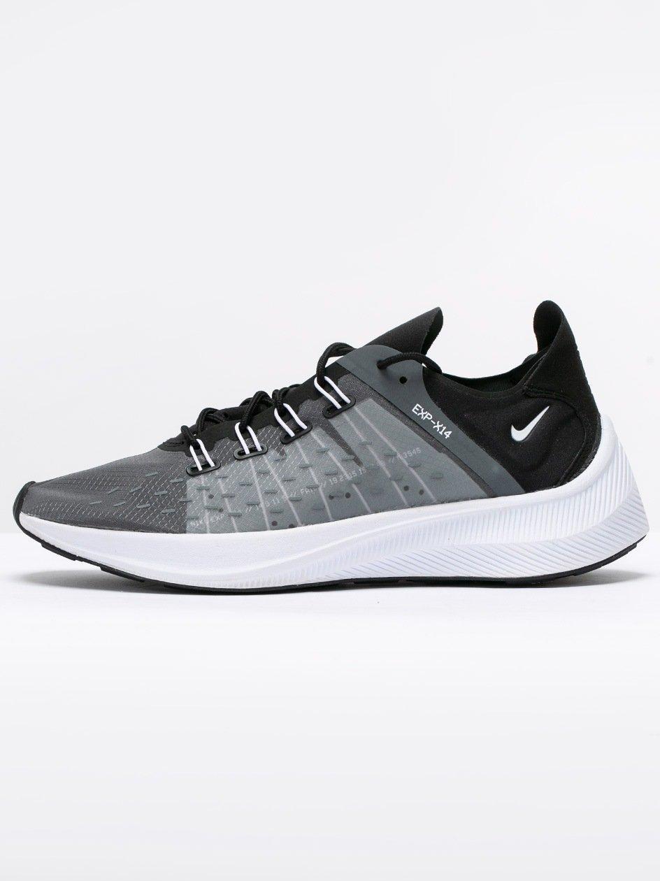 Nike EXP-X14 Black Dark Grey White