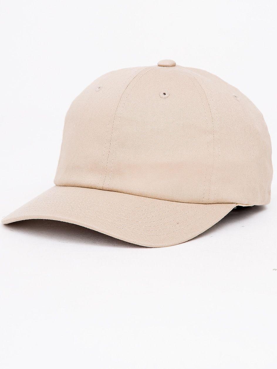 Flexfit Cotton Twill Dad Cap Khaki