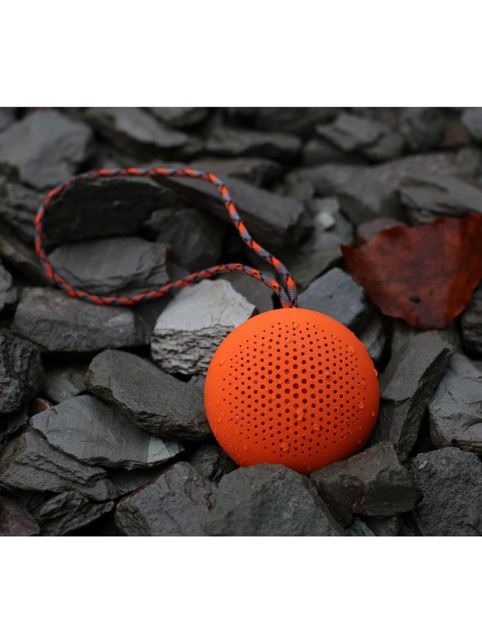 Głośnik Bezprzewodowy Bluetooth Boompods Rokpod Pomarańczowy