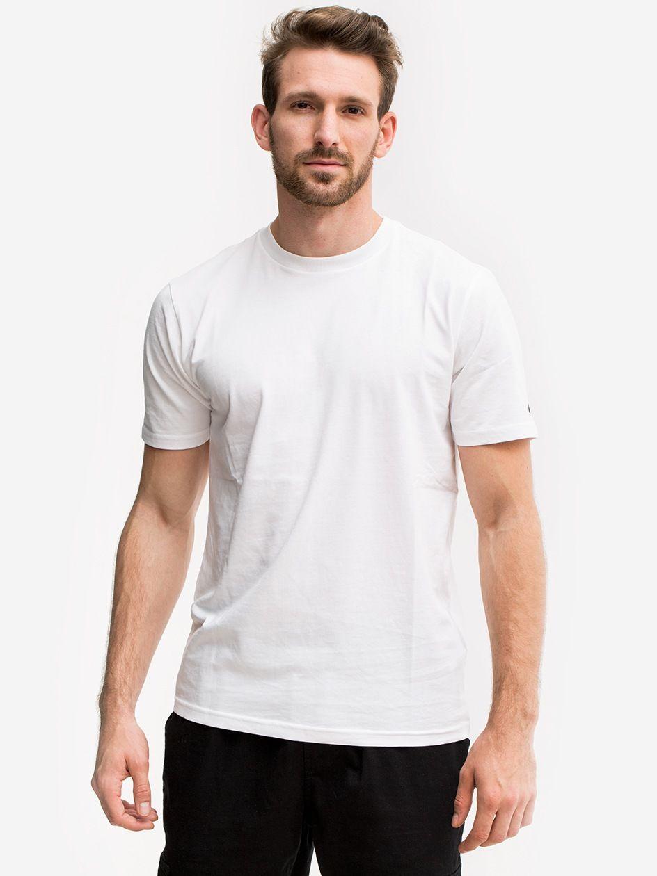 Koszulka Z Krótkim Rękawem Carhartt WIP Base Biała / Czarna