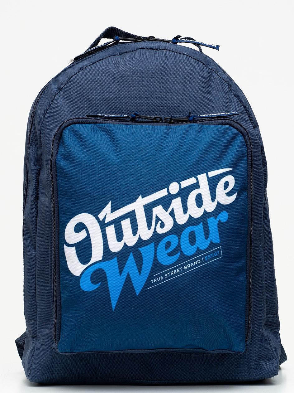 Plecak Outsidewear Base Pack Niebieski