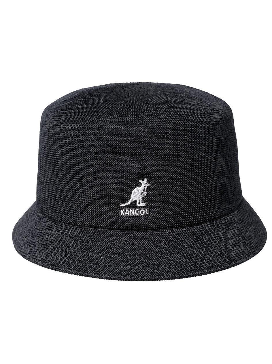 Kapelusz Bucket Hat Kangol Tropic Bin Czarny
