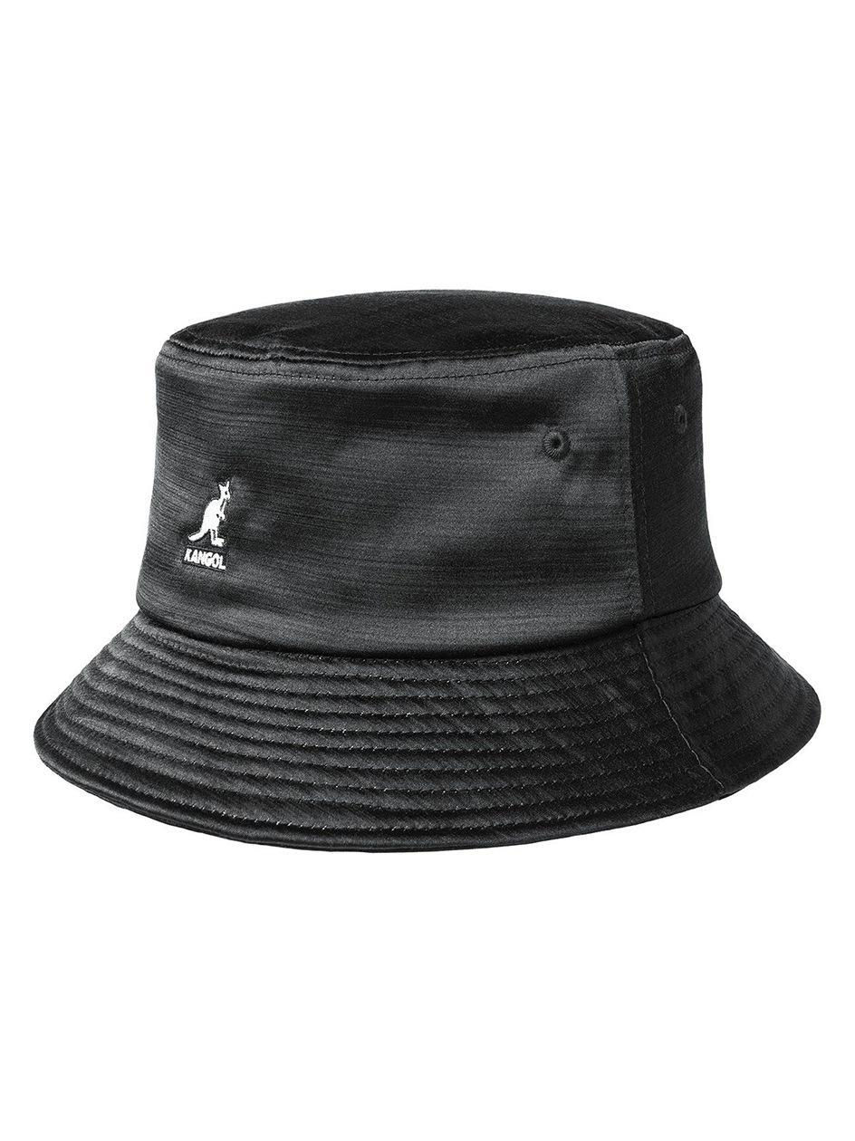 Kapelusz Bucket Hat Kangol Liquid Mercury Czarny