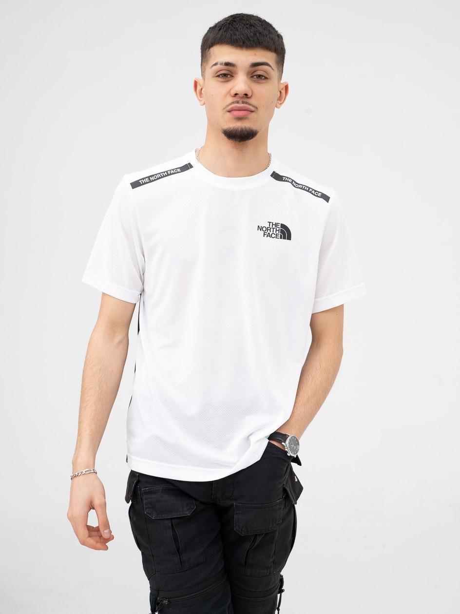 Sportowa Koszulka Z Krótkim Rękawem The North Face MA S/S Biała
