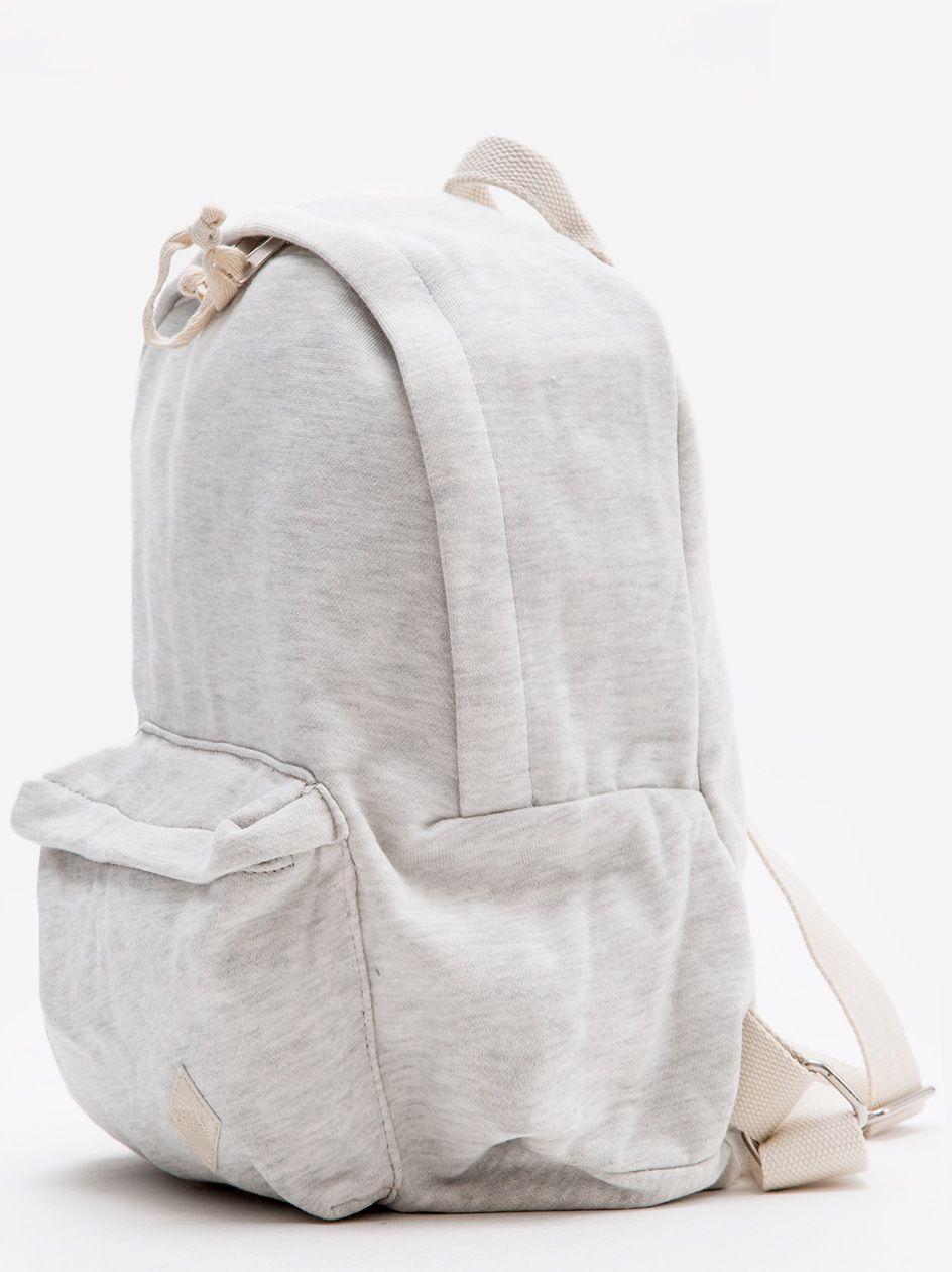 Sweat Backpack Off White Melange Off White TB1695