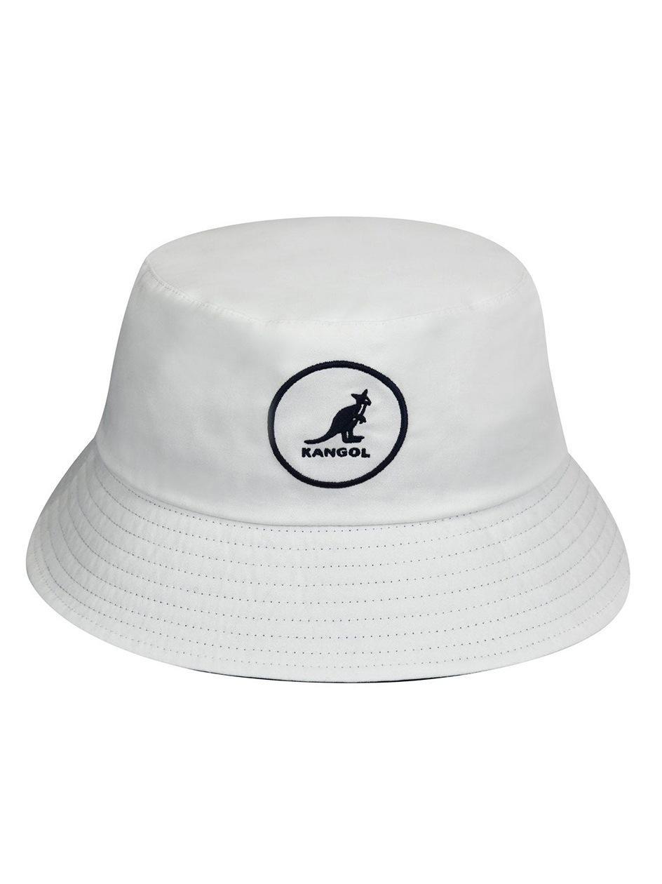 Kapelusz Bucket Hat Kangol Cotton Bucket Biały