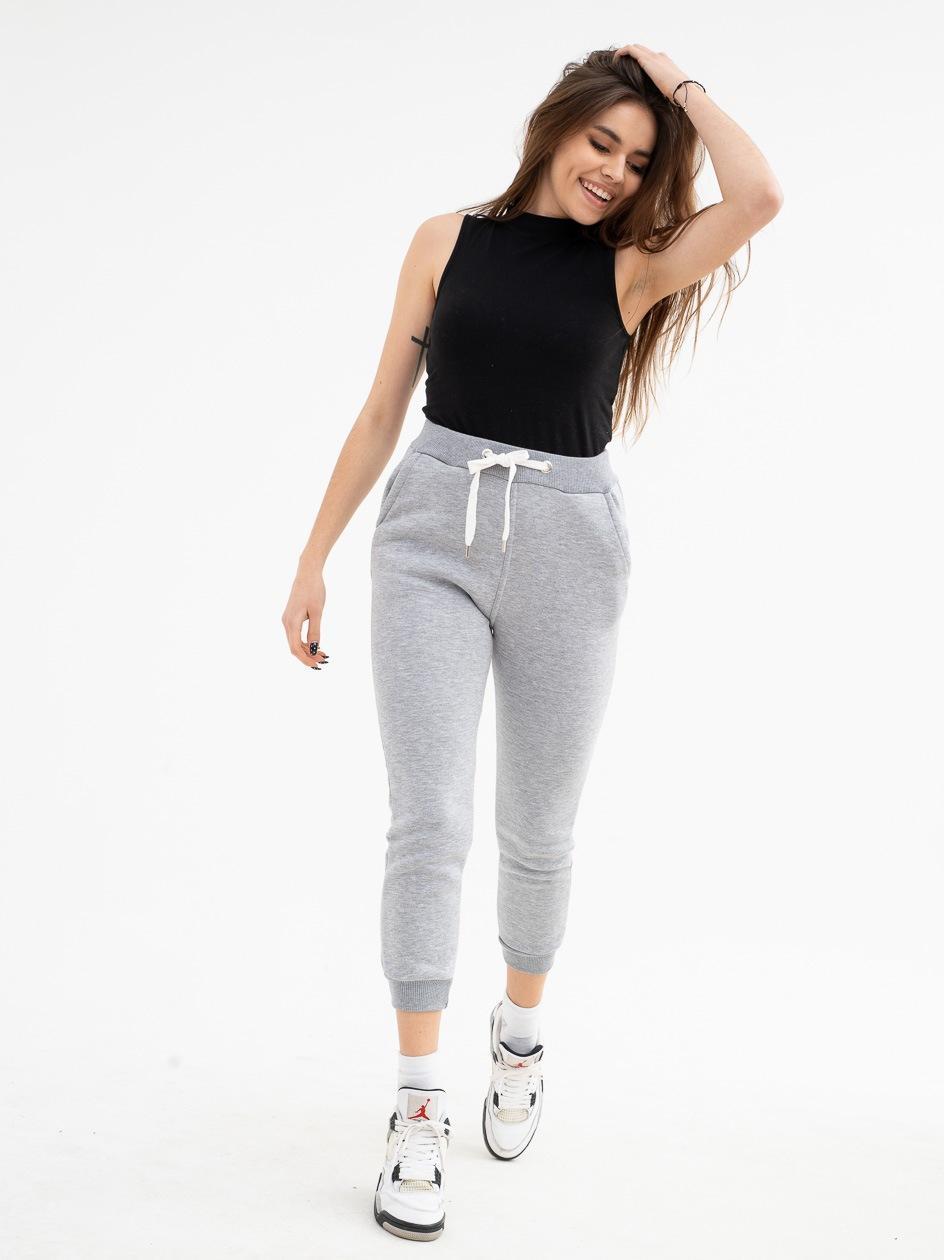 Spodnie Dresowe Point X Simple Szare