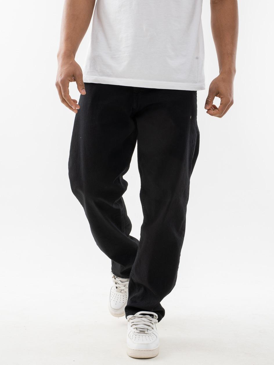 Spodnie Jeansowe Baggy SSG Classic Czarne