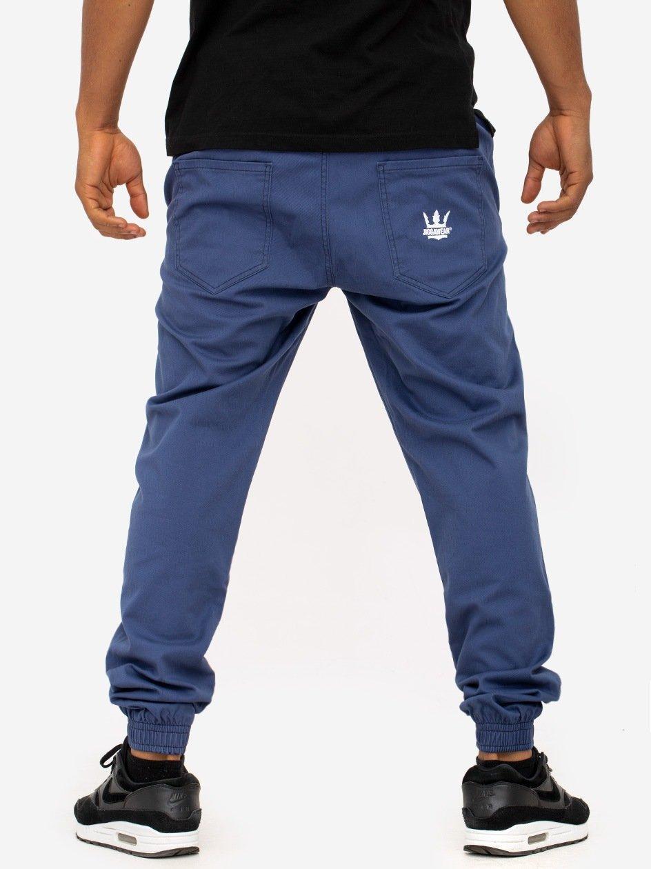 Crown Jogger Steel Blue