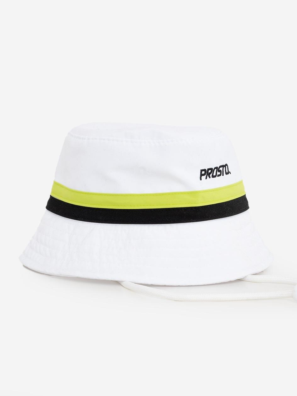 Bucket Hat Prosto Conway Biały