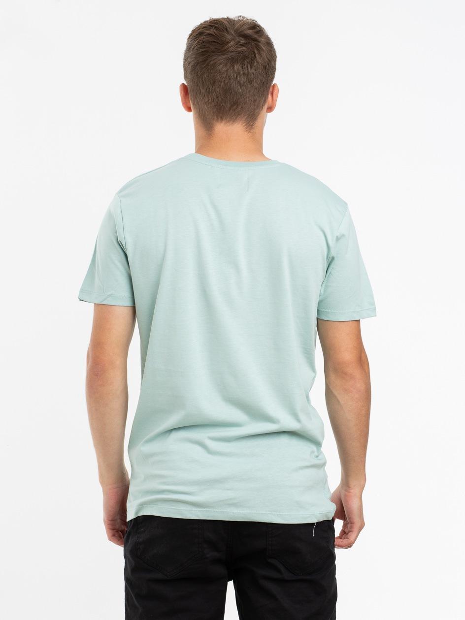 Koszulka Z Krótkim Rękawem Plus Eighteen Tony The Bad Guy Jasno Miętowa