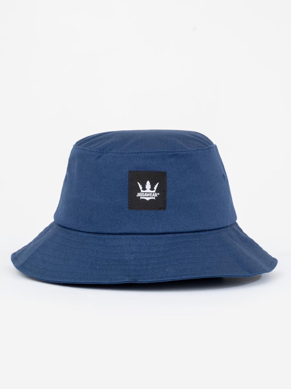 Kapelusz Bucket Hat Jigga Stripe Granatowy