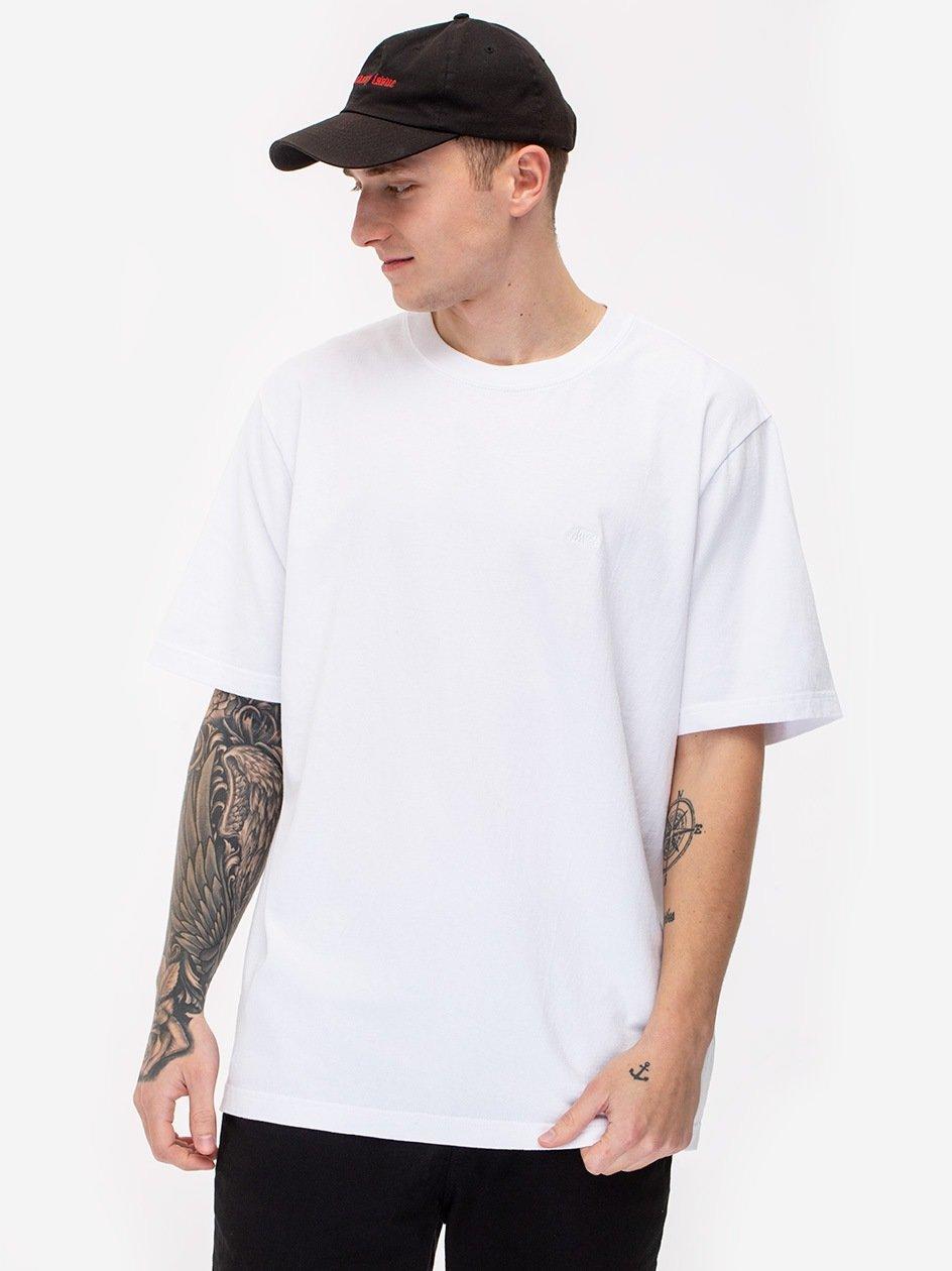 Stock S/SL Jersey White