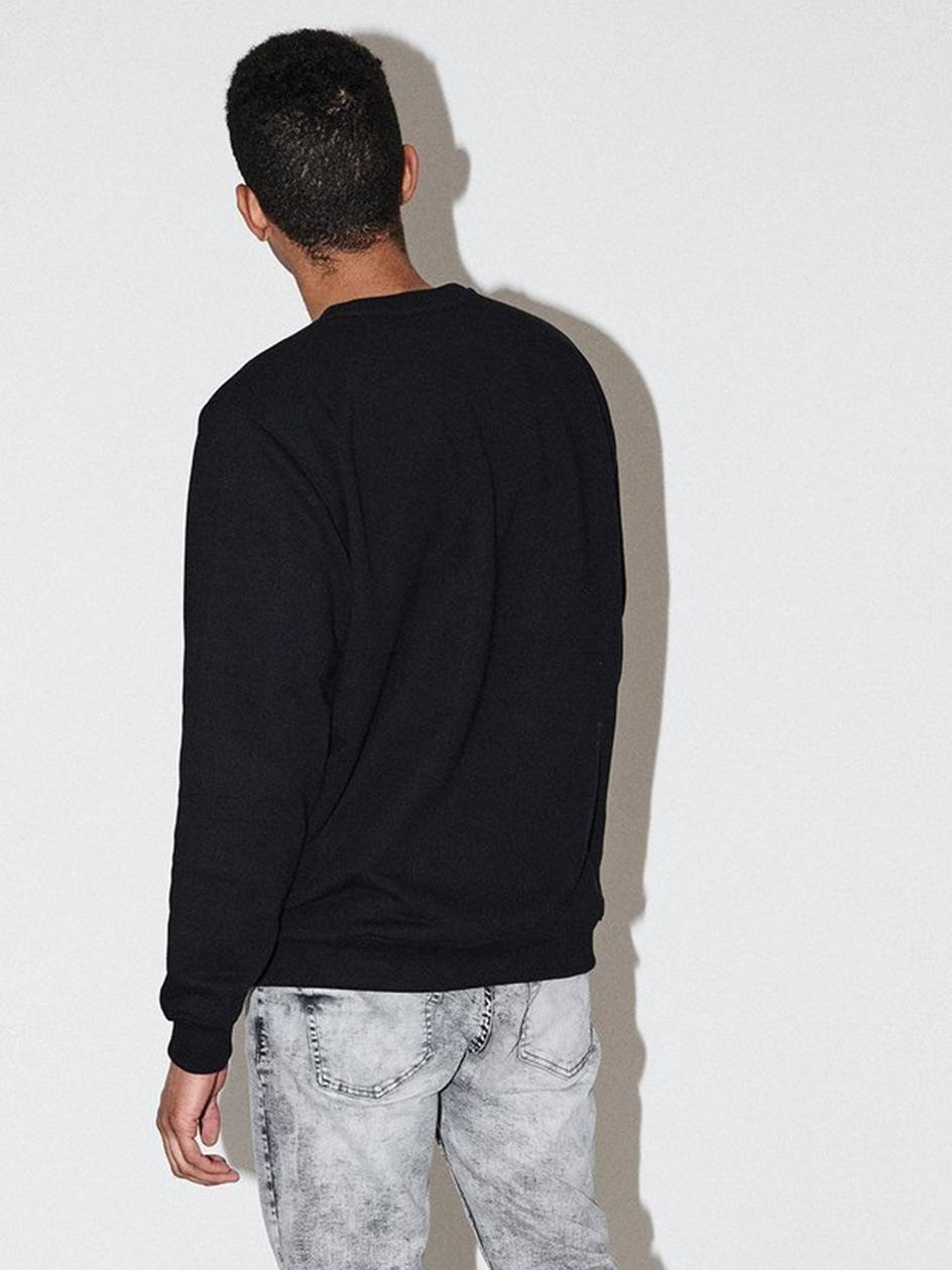 Bluza Bez Kaptura Lucky Dice Basic Czarna