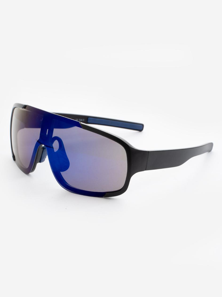 Okulary Przeciwsłoneczne Jeepers Peepers JP18461 Shield Style Czarne