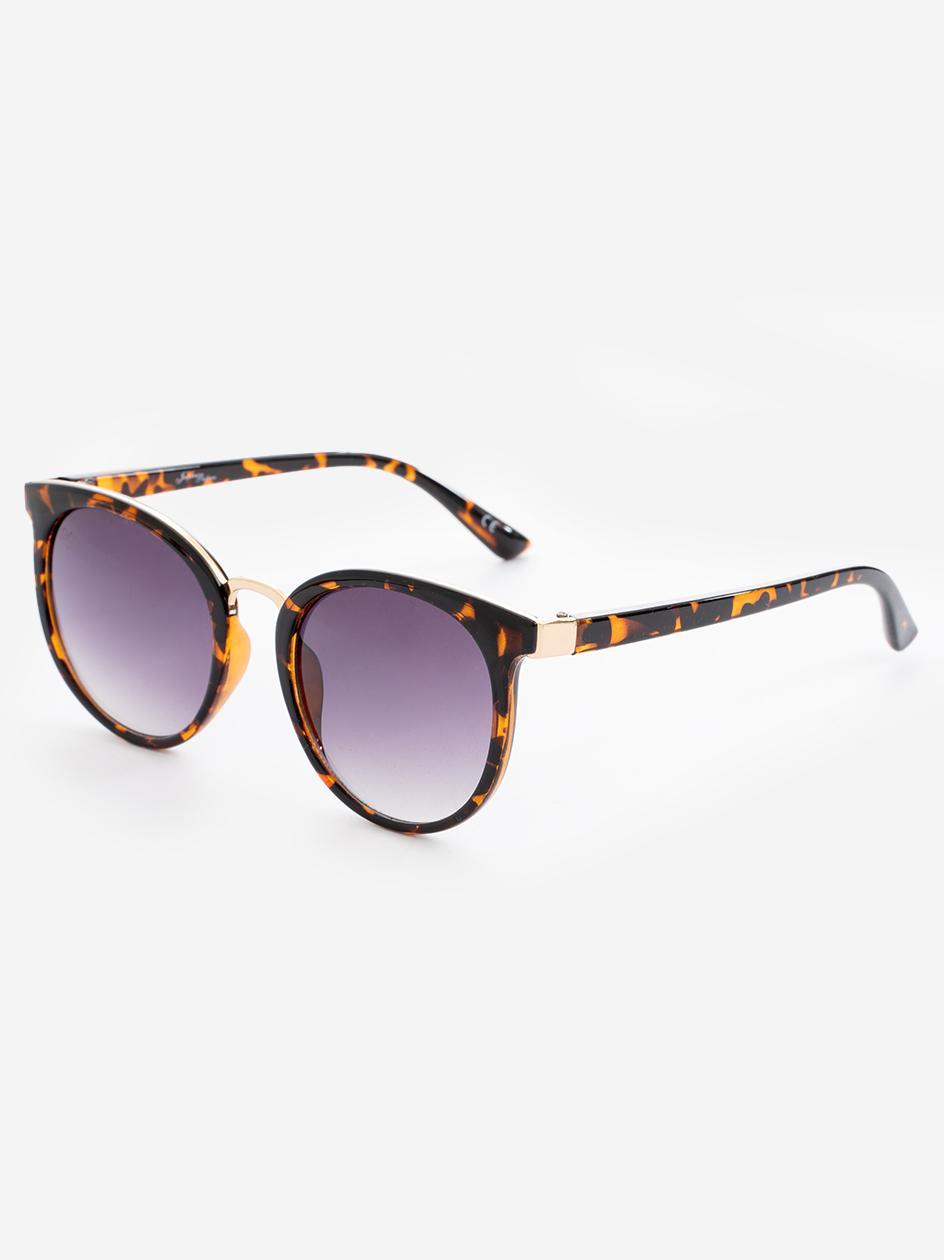 Okulary Przeciwsłoneczne Jeepers Peepers JP18132 Classic Tort Brązowe