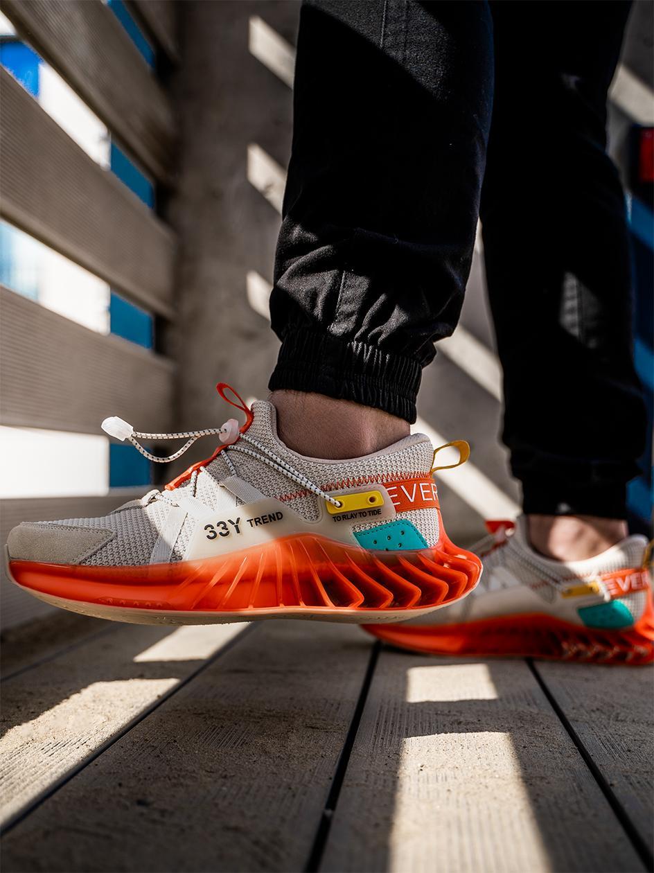 Buty Sportowe Urban Selection Trend Beżowe