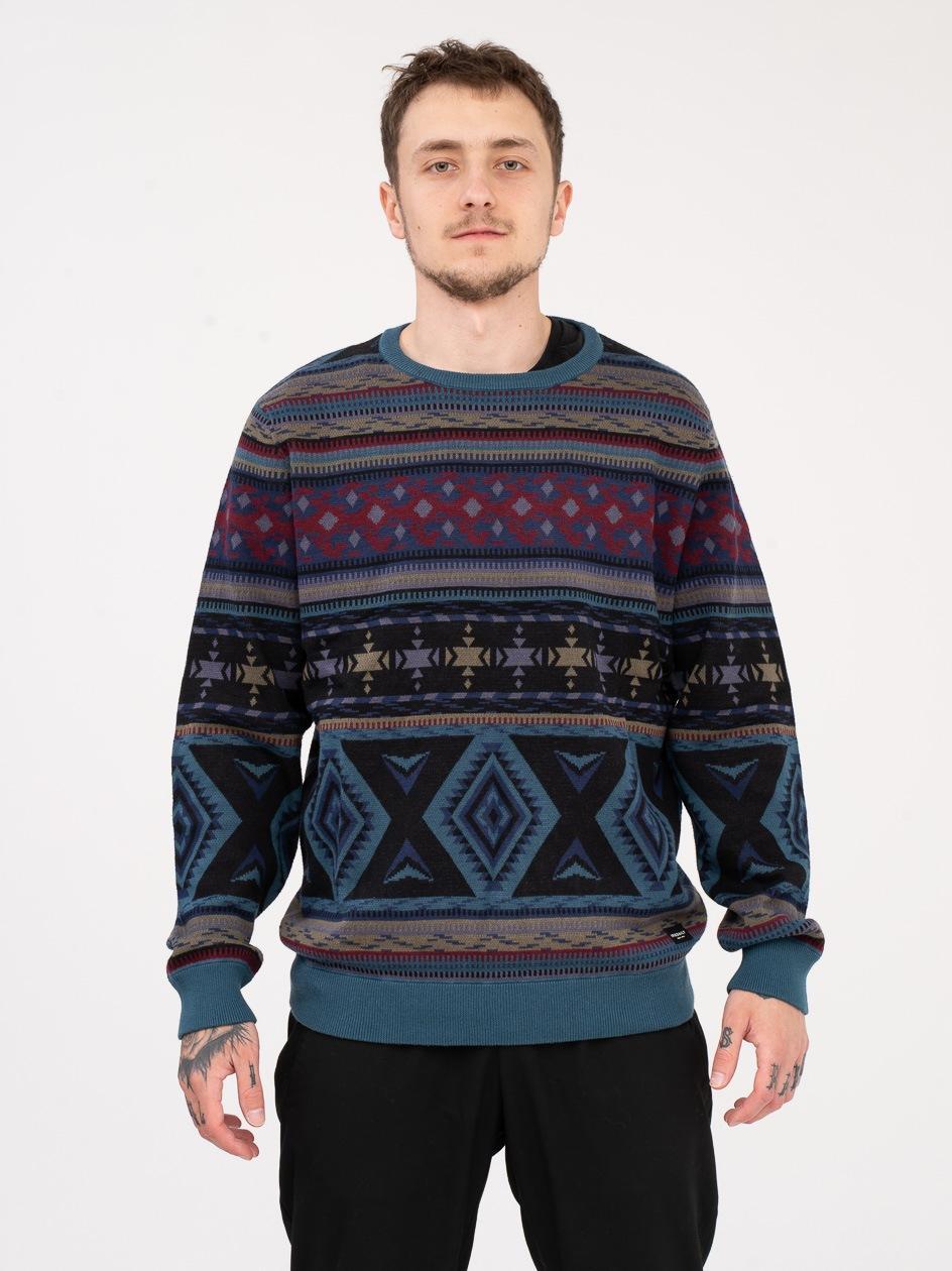 Sweter Iriedaily Indio Knit Niebieski